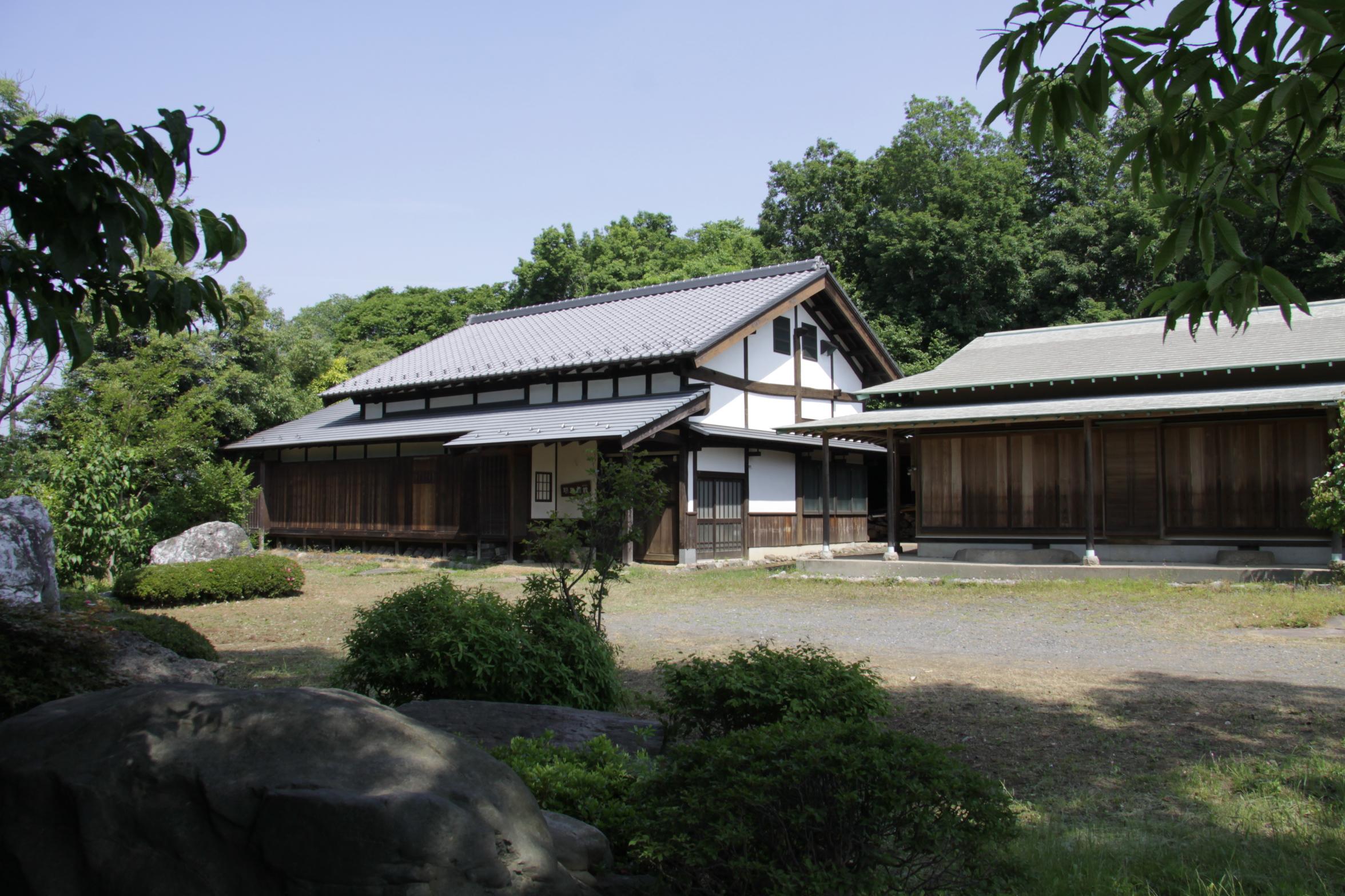 吉見布教所淨泉寺(住職と坊守)
